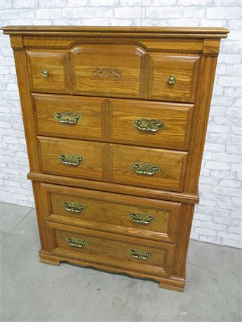BROYHILL TALL CHEST