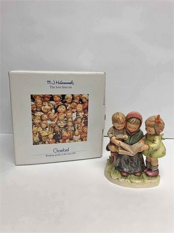 """First Issue """"Storybook Time"""" Figurine"""
