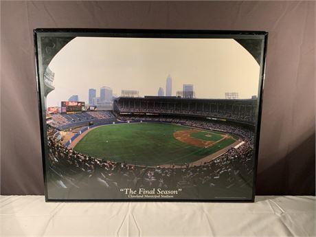 The Final Season - Framed Poster