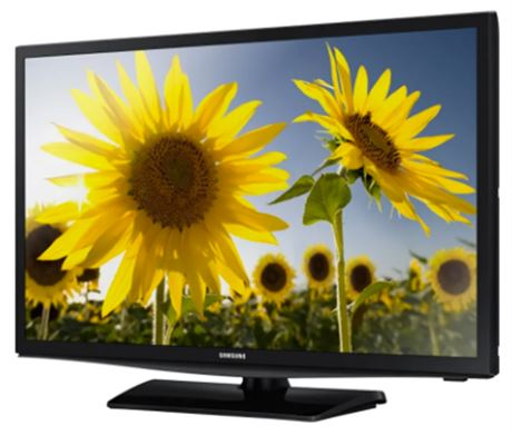 SAMSUNG 24-inch 720p LCD HDTV with Remote