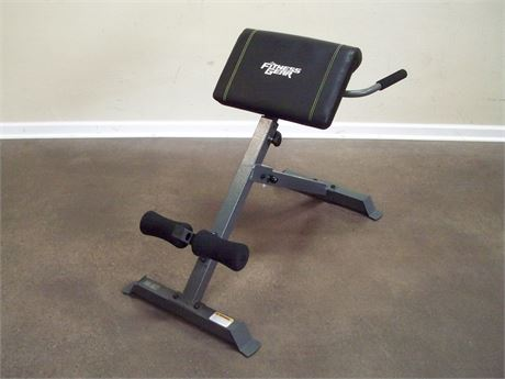 FITNESS GEAR FG HB/300 EXTENSION/AB BENCH