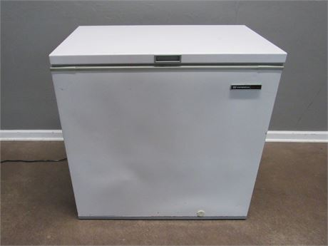 Small Westinghouse Chest Freezer