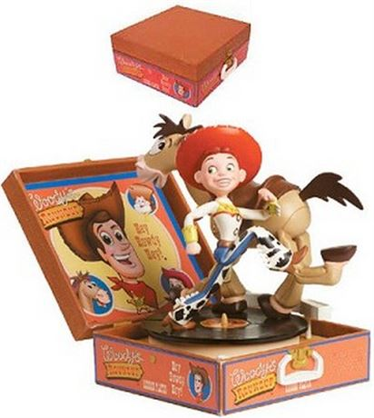 TOY STORY 2 - RECORD PLAYER BASE (ONLY) - RETIRED 12/09