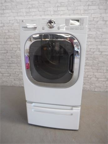 LG ULTRA CAPACITY STEAM DRYER