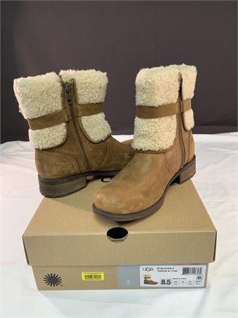 Gently Worn Ugg Blayre Boots