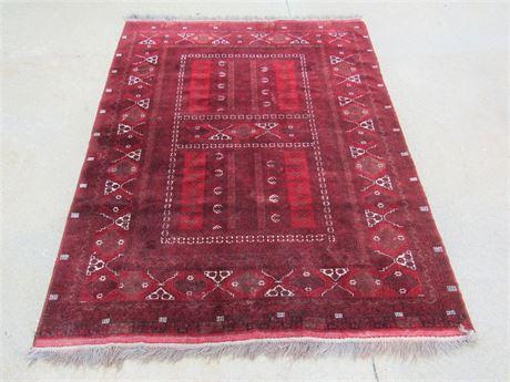 Nice 100% Wool Persian Rug From Bloomingdales