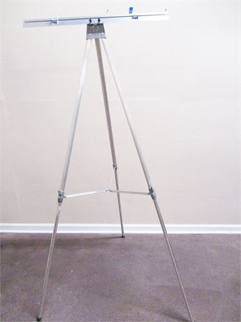 QUARTET ADJUSTABLE ALUMINUM EASEL