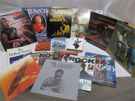 Rock N Roll Music Lovers Lot