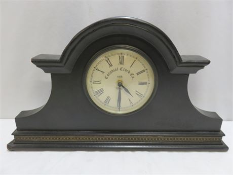 COLONIAL CLOCK CO. Mantel Clock