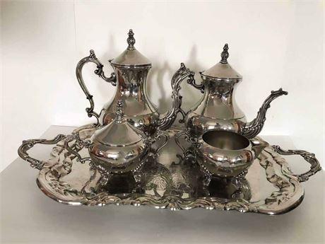 Vintage Tea & Coffee Service Set