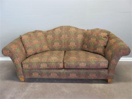 STICKLEY Camelback Sofa