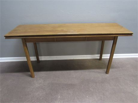 Long Folding Top Console/Sofa/Dining Table