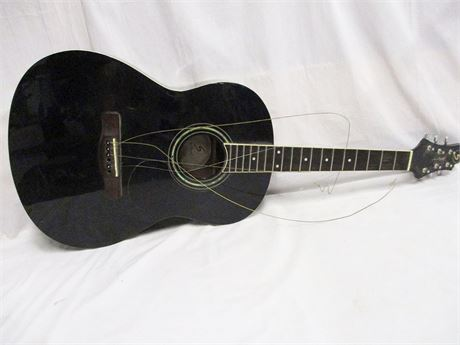 SAMICK GREG BENNETT DESIGN ST91 ACOUSTIC GUITAR