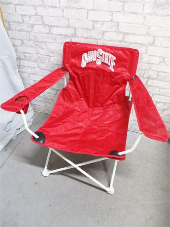 OHIO STATE UNIVERSITY CAMP CHAIR