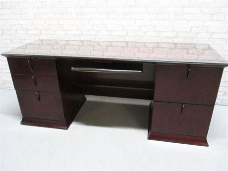 5-DRAWER EXECUTIVE CREDENZA