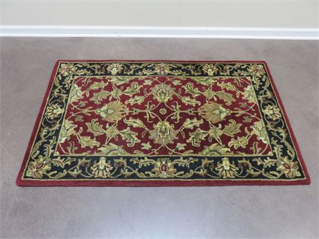 SAFAVIEH Heritage Collection 3X5 Wool Rug