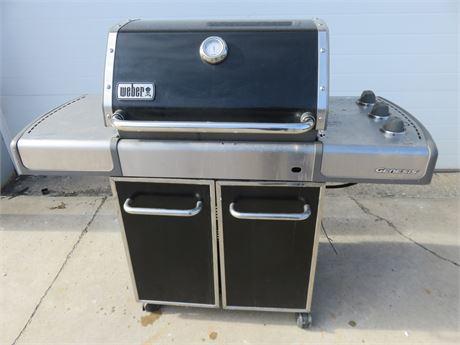 WEBER Genesis 3-Burner Gas Grill