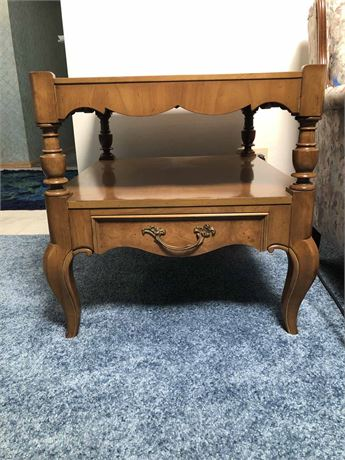 Heirloom Quality Weiman End Table