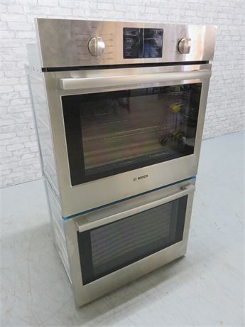 NEW BOSCH 500 Series 30-Inch Double Electric Wall Oven