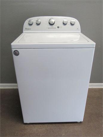 Whirlpool Washer Model #WTW4915EW1