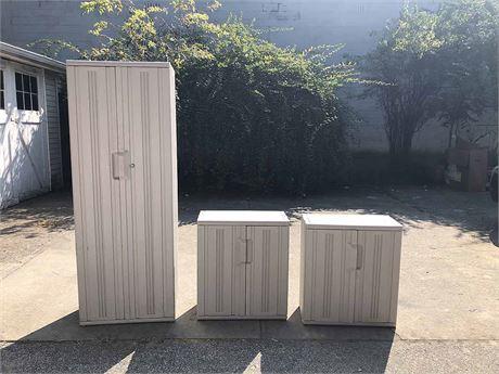 Rubbermaid Storage Cabinets