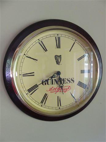 GUINNESS Wall Clock