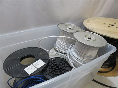 Audio/Video Cable Lot