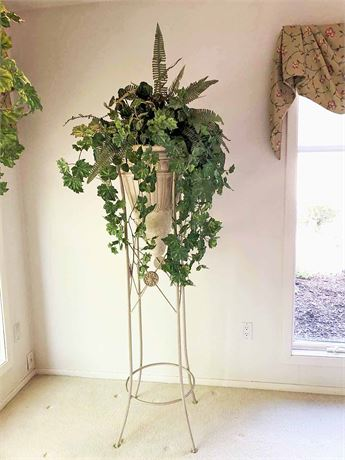 Tall Pedestal Pant Stands