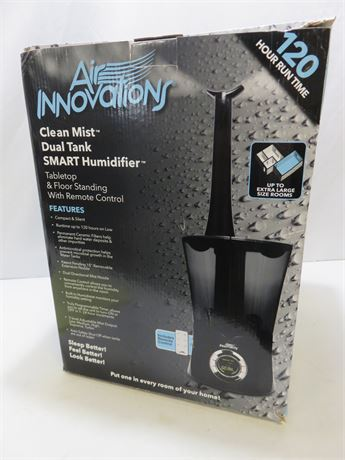 AIR INNOVATIONS Cool Mist Ultrasonic Humidifier