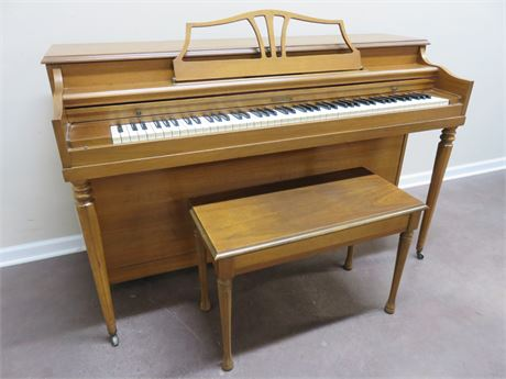 HUNTINGTON Upright Piano