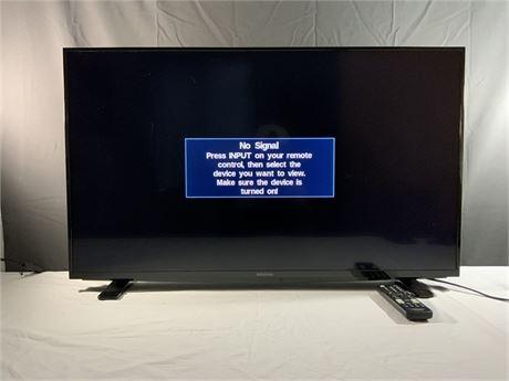 """INSIGNIA 34"""" LED TV"""