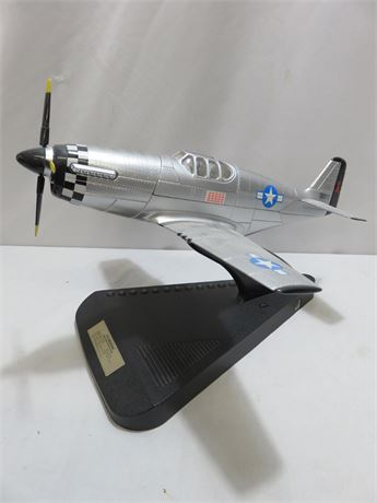 P-51 Mustang Fighter Plane Telephone
