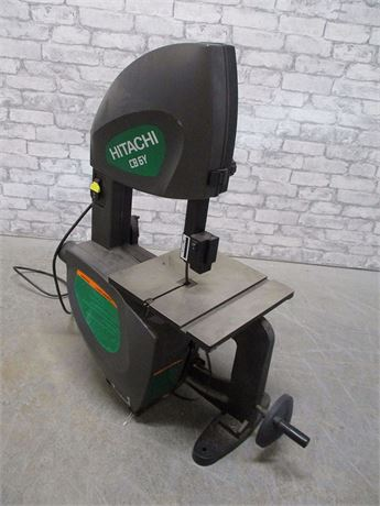 "HITACHI CB6Y 10"" BAND SAW"