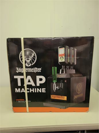 **BRAND NEW IN THE BOX** Jagermeister Dispenser