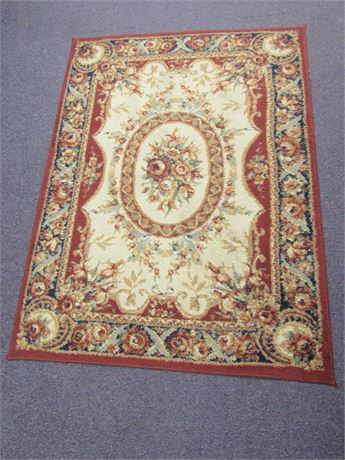 Shaw Floral Area Rug