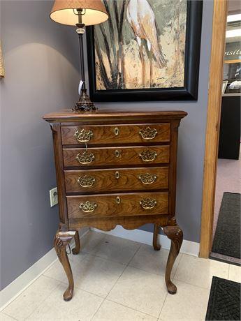 Henredon Silverware Cabinet