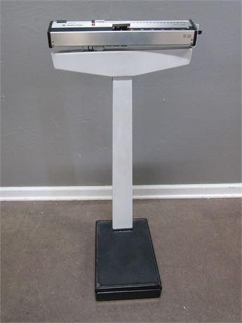Health O Meter Model 230 Doctors Scale