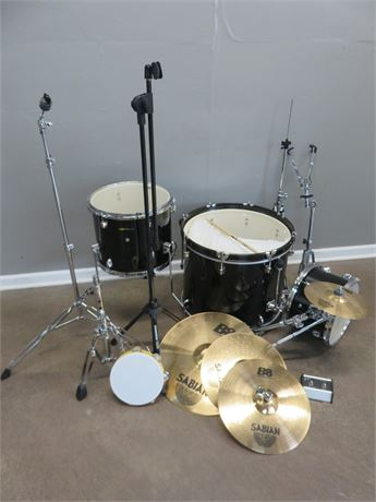 SOUND PERCUSSION Drums & Musician's Accessories