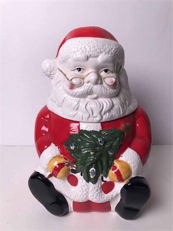 Gibson Santa Claus Cookie Jar