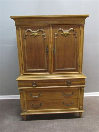 Great Looking Thomasville Bedroom Armoire/Chest