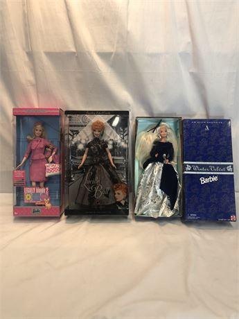 Rare Collectible Barbies