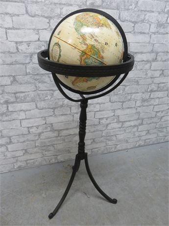 REPLOGLE 12-inch World Classic Series Globe