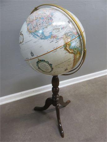 REPLOGLE 16-inch World Classic Series Globe