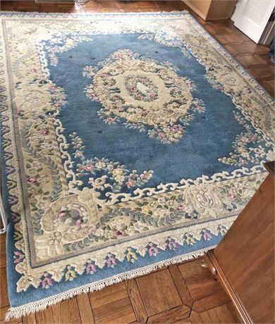 Genuine Khalabar Wool Area Rug