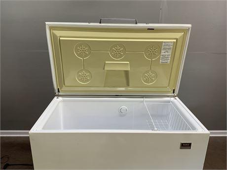 Bradford Chest Freezer