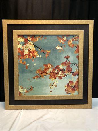"""Orange Blossoms"" By: Asia Jensen"