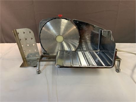 Vintage Mid-Century MAJOR Model 55 Electric Slicer