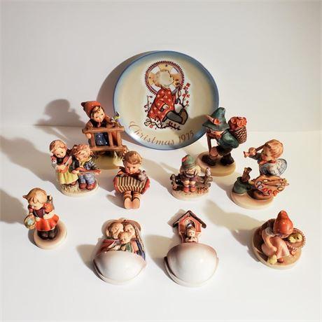Vintage Goebel Hummel Collection