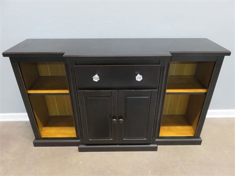 PIER 1 TV Stand Console Cabinet
