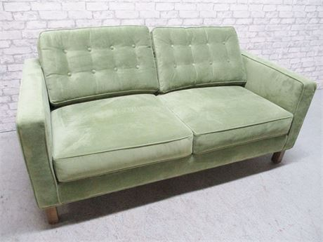 MID-CENTURY LOOK SOFA